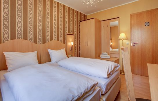 Chambre double (standard) Hotel Hafner
