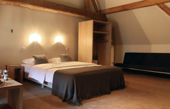 Chambre double (standard) The Lodge Heverlee