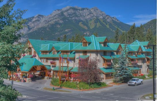 Vista exterior Banff Caribou Lodge and Spa