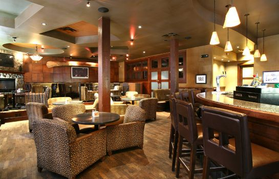 Hotelbar Sandman Hotel Red Deer