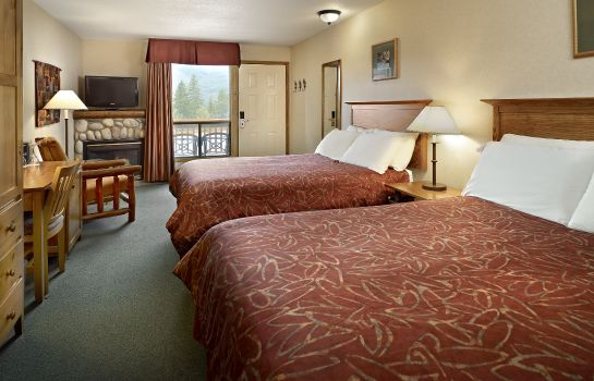 Kamers PYRAMID LAKE RESORT