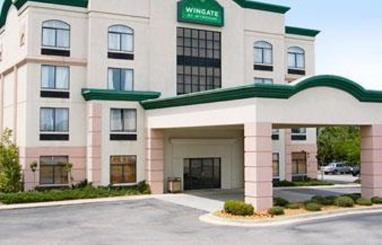 Außenansicht Holiday Inn Express & Suites AUGUSTA WEST - FT GORDON AREA