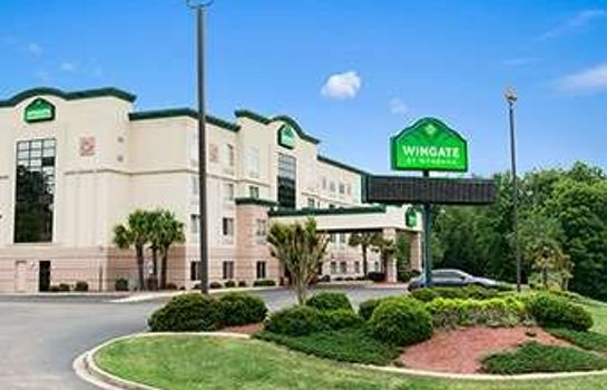 Außenansicht Holiday Inn Express COLUMBIA - TWO NOTCH