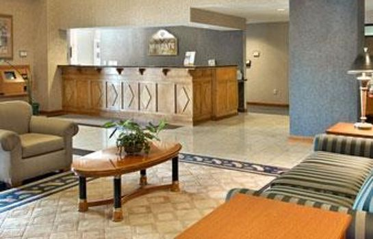Hotelhalle Holiday Inn Express & Suites AUGUSTA WEST - FT GORDON AREA