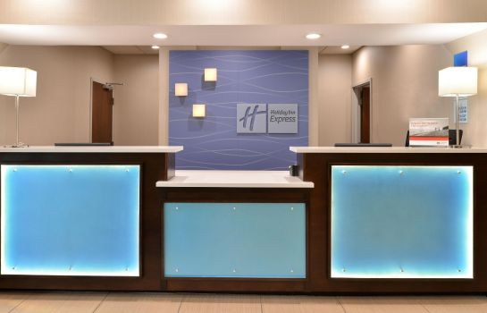 Hotelhalle Holiday Inn Express COLUMBIA - TWO NOTCH