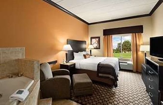 Suite Holiday Inn Express COLUMBIA - TWO NOTCH