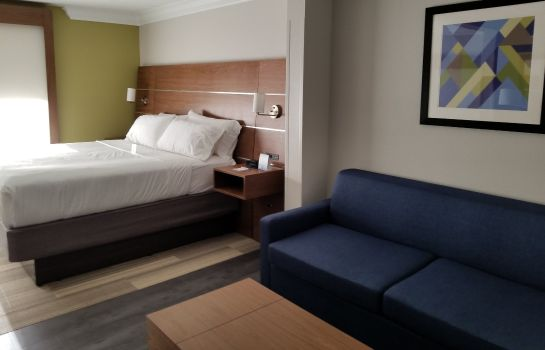 Zimmer Holiday Inn Express COLUMBIA - TWO NOTCH