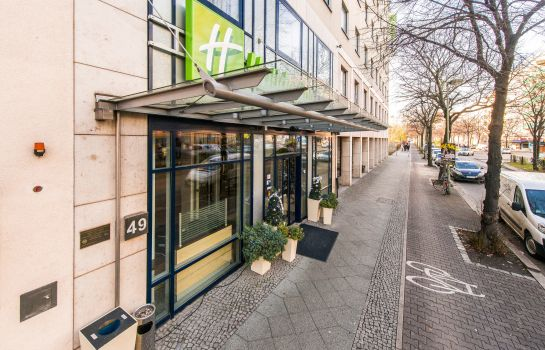 Außenansicht Holiday Inn Express BERLIN CITY CENTRE