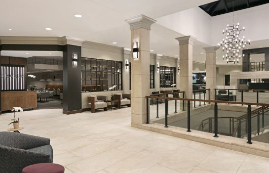 Hotelhal Crowne Plaza PHILADELPHIA - KING OF PRUSSIA