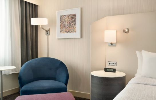 Kamers Crowne Plaza PHILADELPHIA - KING OF PRUSSIA