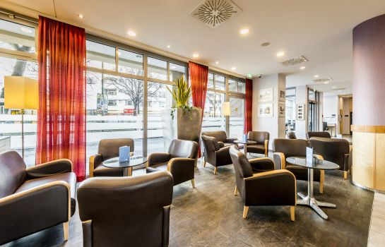 Vista all'interno Holiday Inn Express BERLIN CITY CENTRE