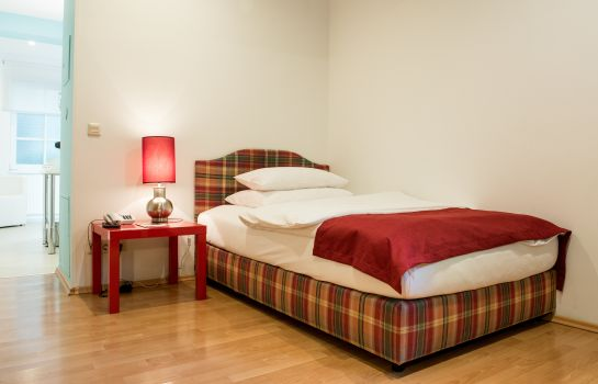 Single room (standard) Werners Hotel