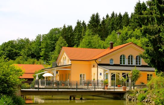 Außenansicht Romantika Wellness Resort