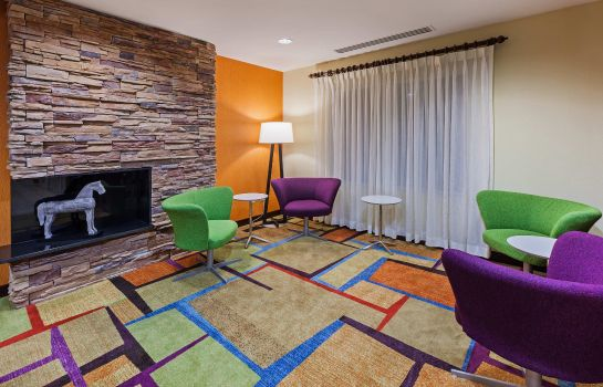 Hotelhalle Fairfield Inn & Suites Austin Northwest/The Domain Area