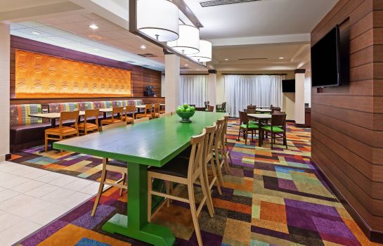 Restaurante Fairfield Inn & Suites Austin Northwest/The Domain Area