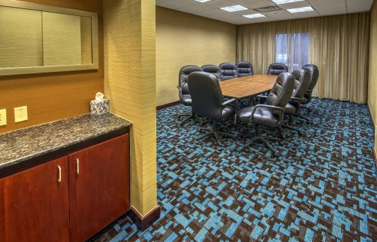 Salle de séminaires Fairfield Inn & Suites Austin Northwest/The Domain Area