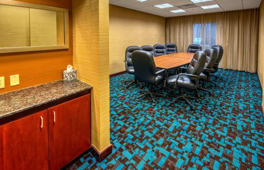 Sala de reuniones Fairfield Inn & Suites Austin Northwest/The Domain Area