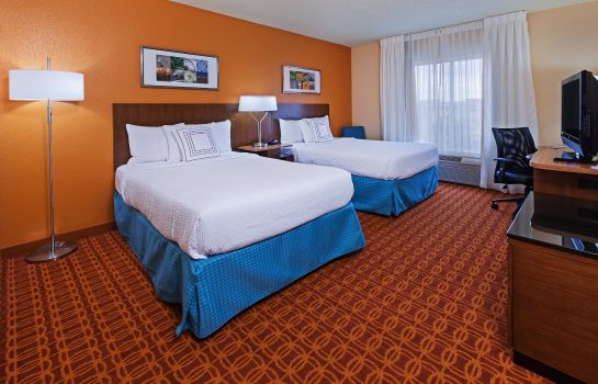 Habitación Fairfield Inn & Suites Austin Northwest/The Domain Area