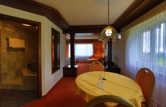 Junior Suite Hotel Art Furrer