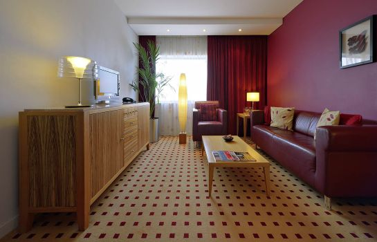 Junior Suite RADISSON BLU LIVERPOOL