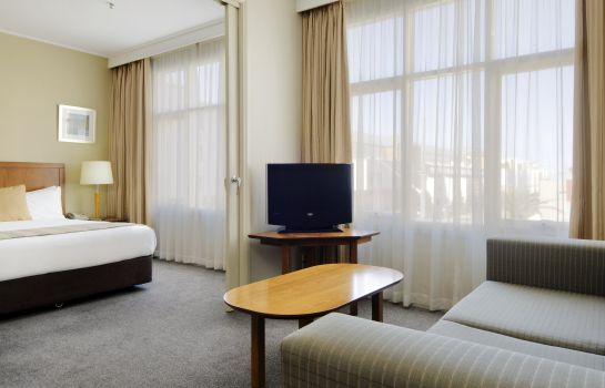 Kamers Crowne Plaza NEWCASTLE