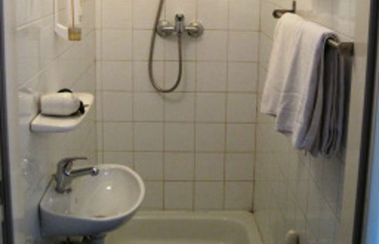 Bathroom Suite Hotel 200m zum Prater