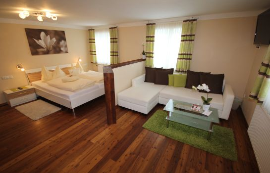 Double room (superior) Gasthof Waldwirt