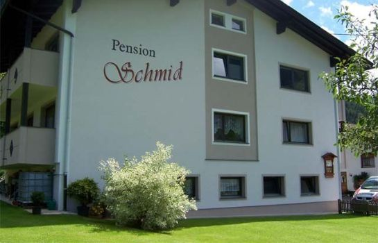 Exterior view Schmid Pension