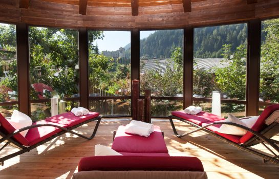 Area relax Beauty und Sporthotel Tirolerhof