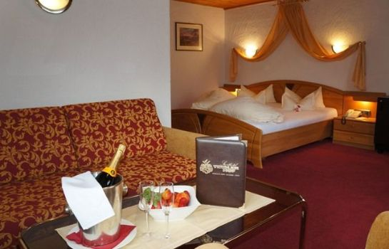 Double room (standard) Beauty und Sporthotel Tirolerhof