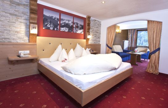 Double room (superior) Beauty und Sporthotel Tirolerhof