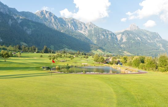 Campo de golf Pension Landhaus Walch