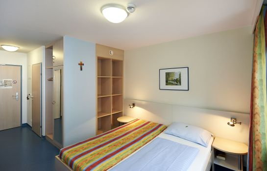 Chambre individuelle (confort) Kolping Wien Zentral