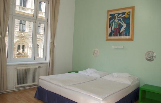 Doppelzimmer Standard Time Out City Hotel Vienna