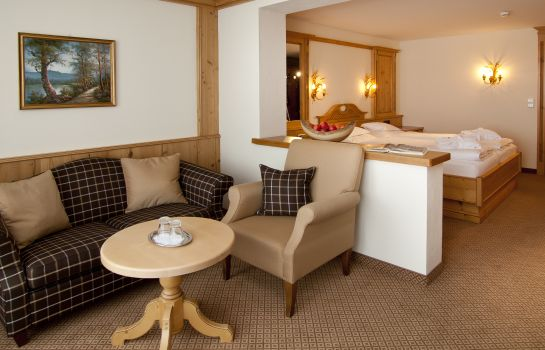 Junior Suite Hotel Jenewein