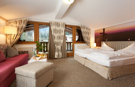 Suite Olympia-Relax-Hotel Leonhard Stock