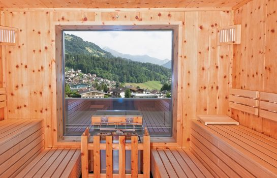 Sauna alpinahotel lifestyle & SPA