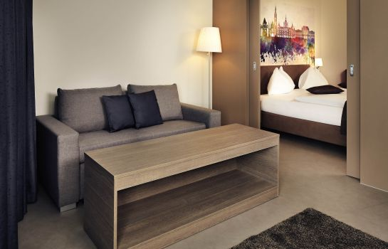 Junior Suite Hotel Mercure Graz City