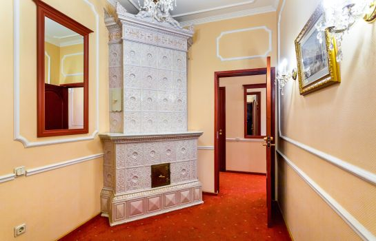 Interior view Art-Hotel Mokhovaya