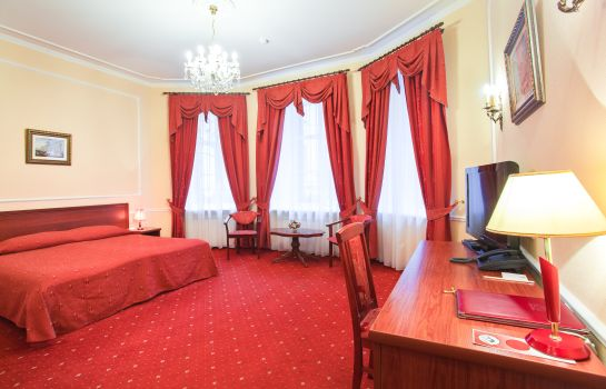 Junior suite Art-Hotel Mokhovaya