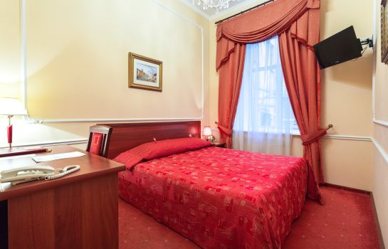 Double room (standard) Art-Hotel Mokhovaya