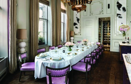 Restaurante The Langham London