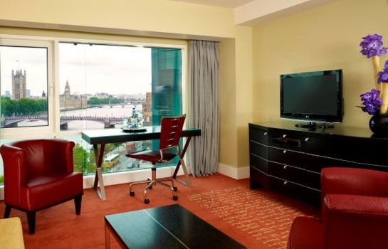 Chambre double (confort) Park Plaza London Riverbank