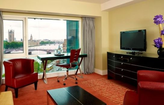 Habitación doble (confort) Park Plaza London Riverbank