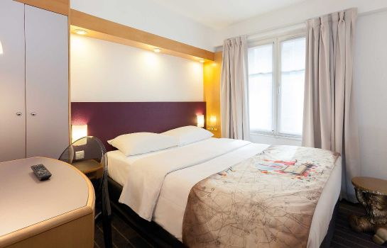 Room ibis Styles Paris Voltaire Republique