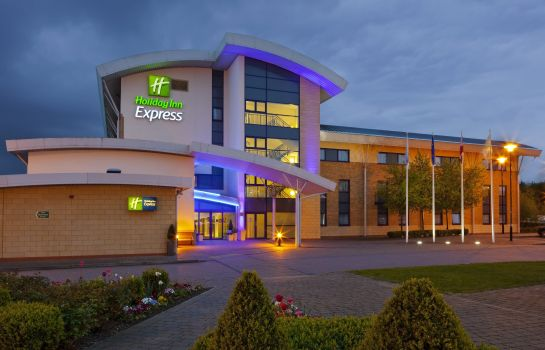 Außenansicht Holiday Inn Express NORTHAMPTON - SOUTH