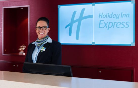 Hotelhalle Holiday Inn Express NORTHAMPTON - SOUTH