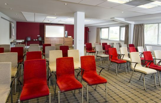 Sala de reuniones Holiday Inn Express NORTHAMPTON - SOUTH