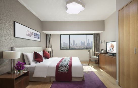 info Somerset Serviced Residence Olympic Tower