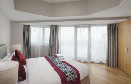 Chambre Somerset Serviced Residence Olympic Tower